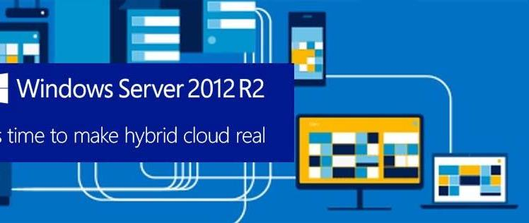 Microsoft rilascia Windows Server 2012 R2