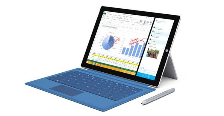 Microsoft lancia Surface Pro 3, il tablet che sostituisce il laptop
